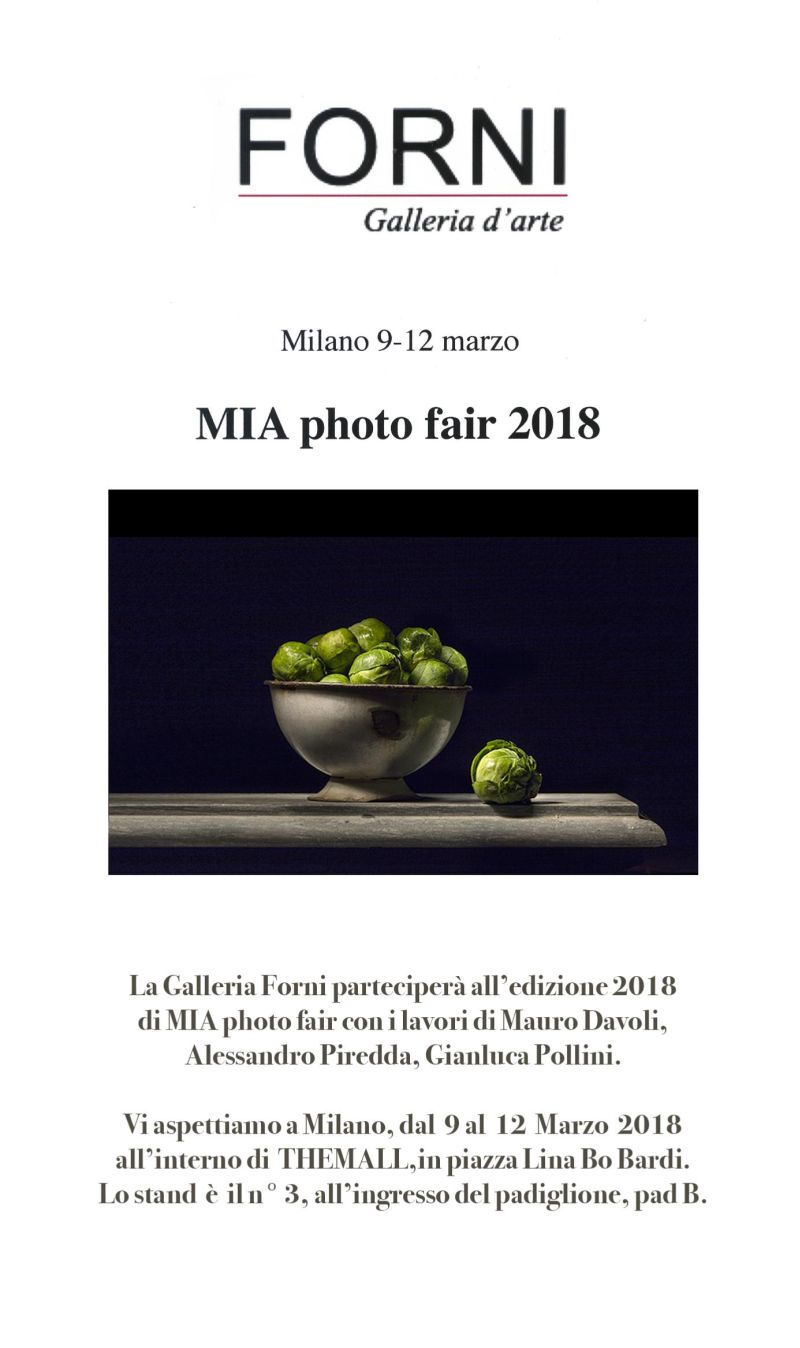 Mia photo fair 2018