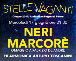 Neri Marcorè all'Auditorium Paganini