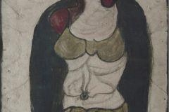 Ghizzardi_Ritratto di donna_1965