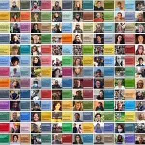 Consegna delle 36.000 firme raccolte per la Petizione SALVIAMO L'ARIA DI PARMA