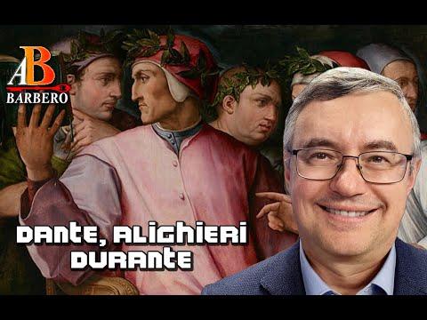 Alessandro Barbero: Dante, Alighieri Durante