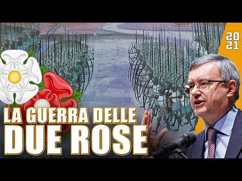 Alessandro Barbero: La Guerra delle Due Rose (2021)