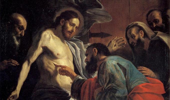 Commento al Vangelo di Padre Enzo Bianchi: Il Risorto innanzitutto perdona e cancella i peccati
