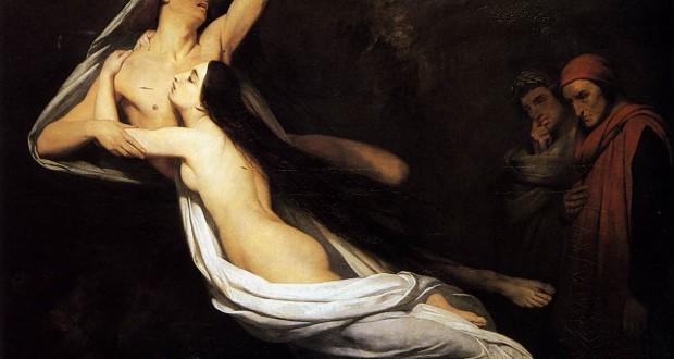 Analisi del Canto Quinto dell'Inferno della Divina Commedia secondo la Psicologia del profondo