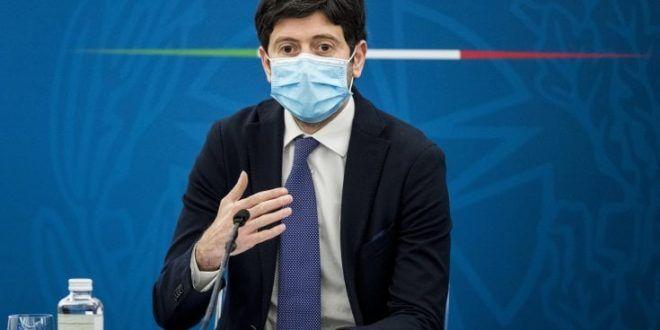"""Ministro Speranza: """"Ho chiuso per motivi ideologici""""."""