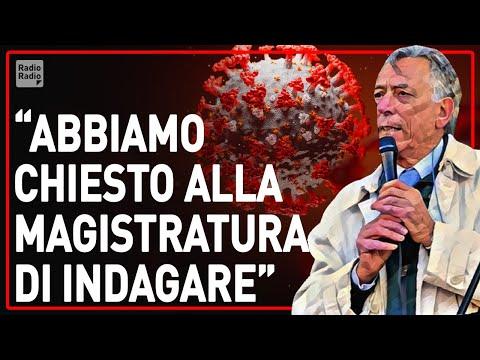 """Dr Trinca: VI HANNO SEMPRE MENTITO! SAPEVANO COME CURARE IL COVID, MA HANNO OSTACOLATO LE TERAPIE"""""""