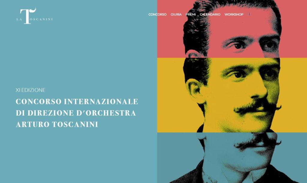 """Concorso Internazionale di Direzione d'Orchestra """"Arturo Toscanini"""": Un Concorso unico al mondo"""
