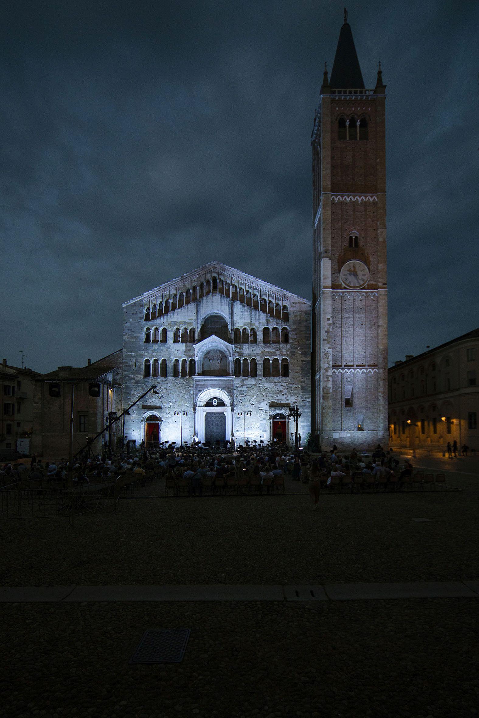 Festival Toscanini: concerto in piazza Duomo a Parma del 17 giugno 2021
