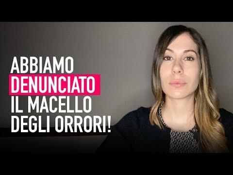 Abbiamo denunciato il macello degli orrori di Cremona!