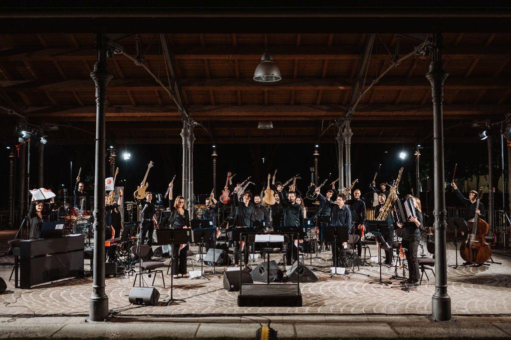 Festival Toscanini: la Next de la Toscanini riempie di musica la sera di Parma nel suo Parco della musica