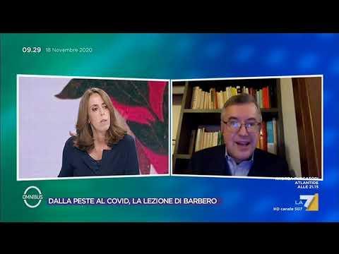 Alessandro Barbero: dalla peste al covid