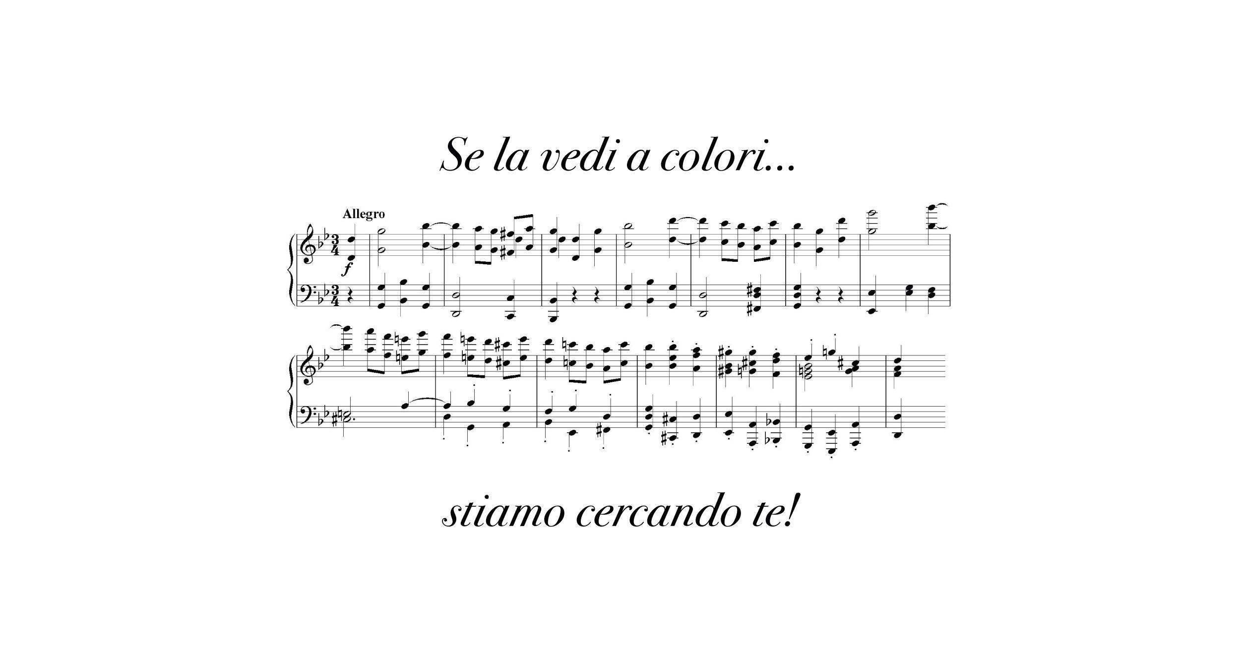 Call artist della Fondazione Toscanini: La musica attraverso l'illustrazione e il fumetto