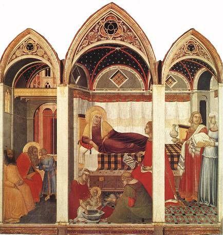 8 settembre LaNatività della Beata Vergine Maria