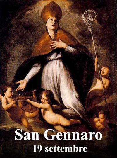19 settembre, San Gennaro