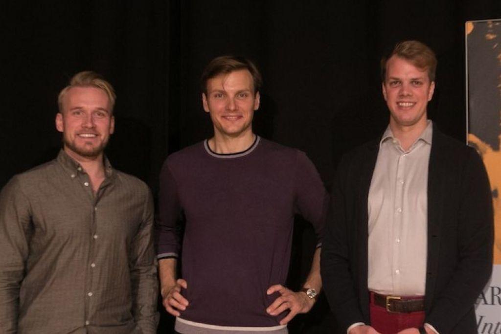 I tre finalisti del Concorso Toscanini